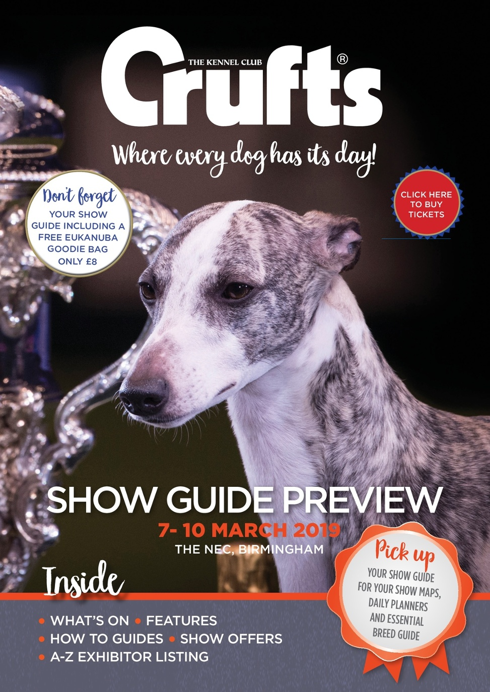Trade Stands Crufts 2015 : Crufts preview