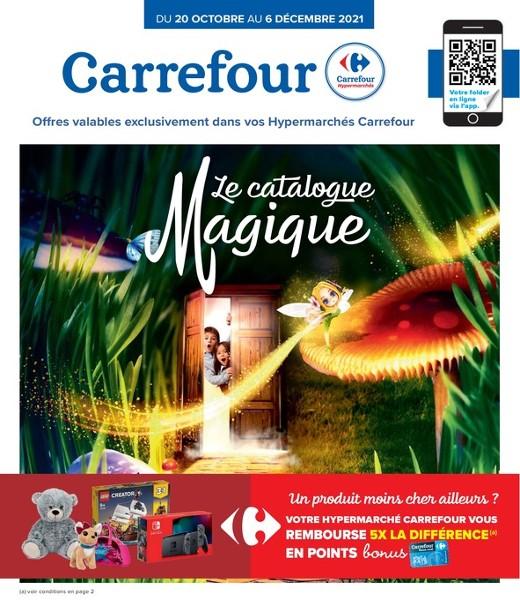 Le catalogue magique