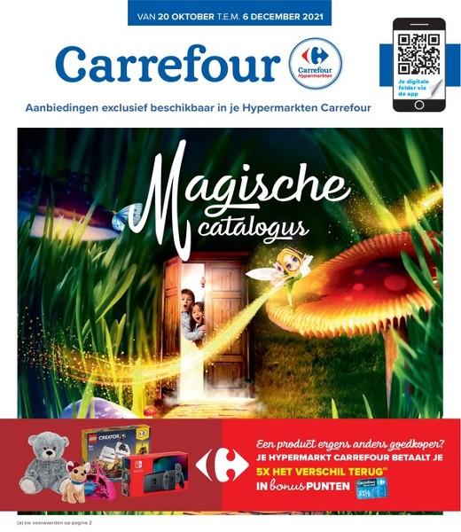 Onze magische catalogus