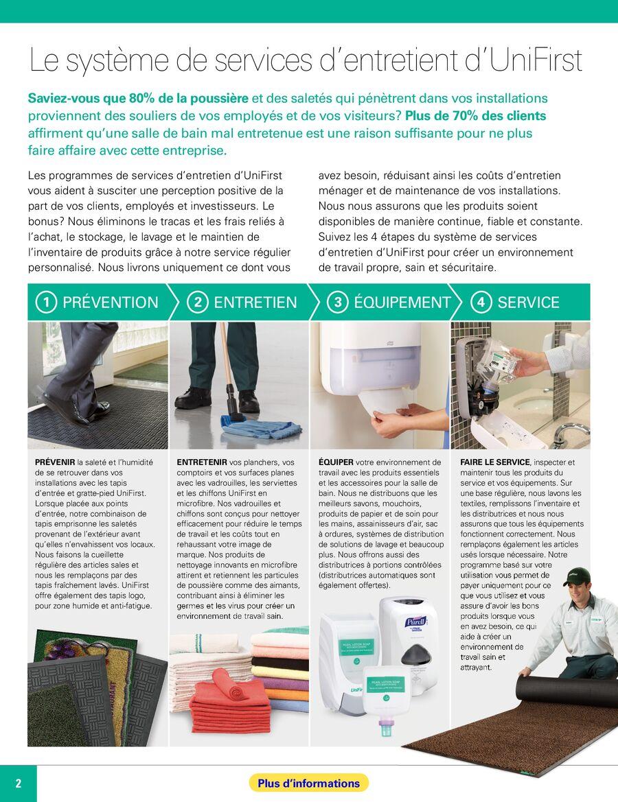 Salle De Bain Avec 2 Entrees unifirst catalogue de services sanitaires
