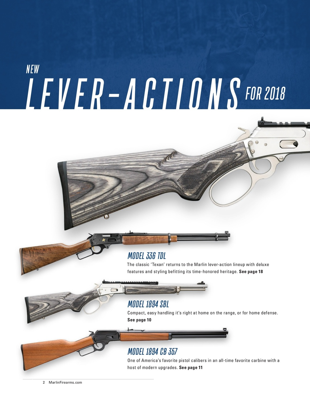 2018 Marlin Catalog Lever Action 22 Parts Diagram On Page 2