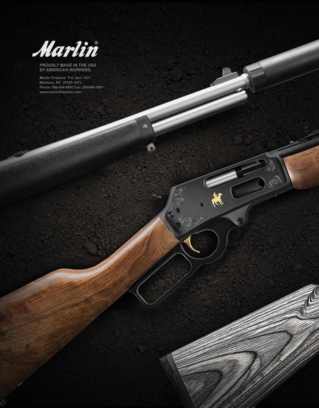 2018 Marlin Catalog