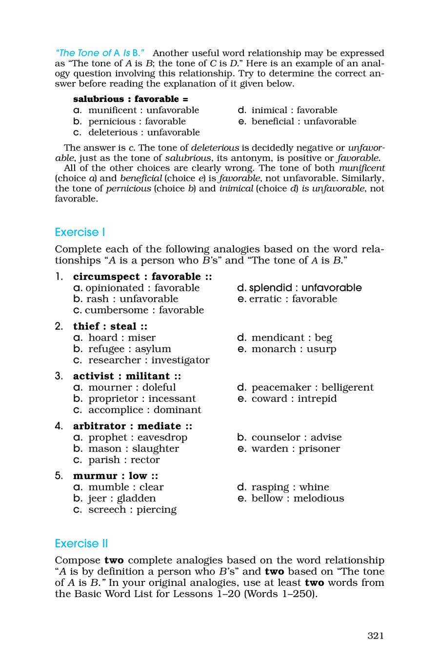Building an Enriched Vocabulary, Grades 9–12, Student Edition