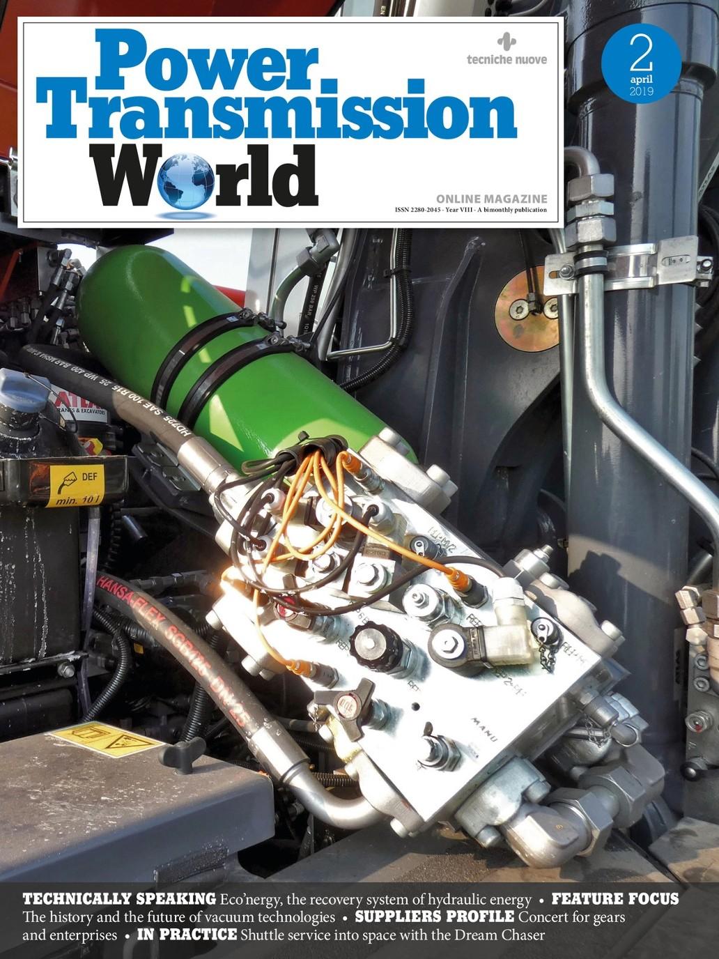 Engine And Transmission World >> Power Transmission World 02 2019