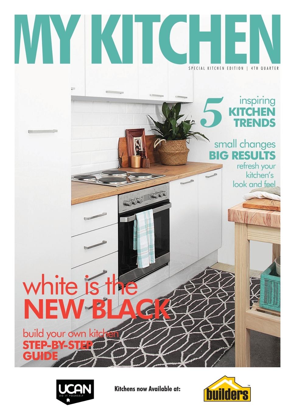Builders Kitchen Catalogue