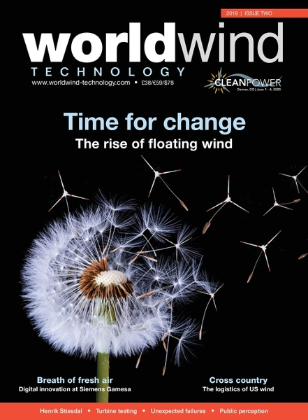 World Wind Technology Issue Two 2018