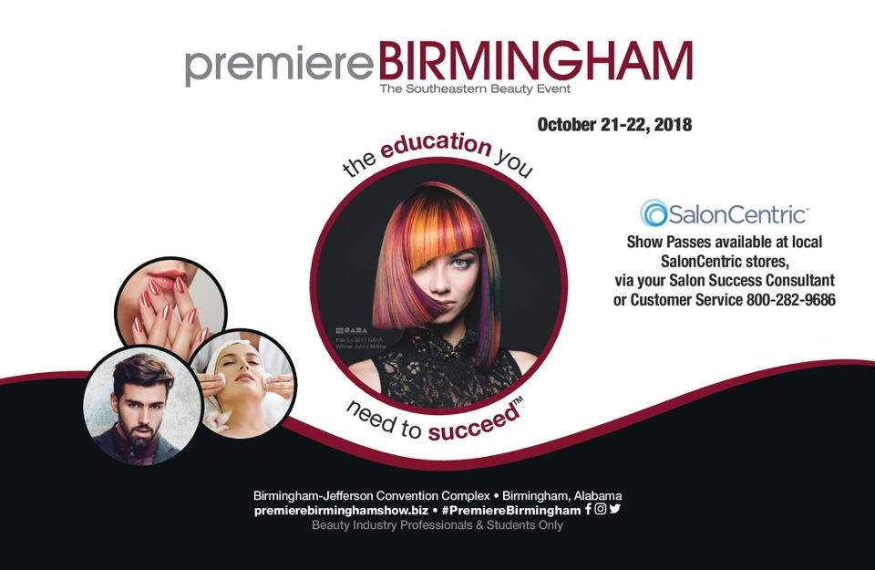 Saloncentric In Birmingham Alabama Premiere Birmingham
