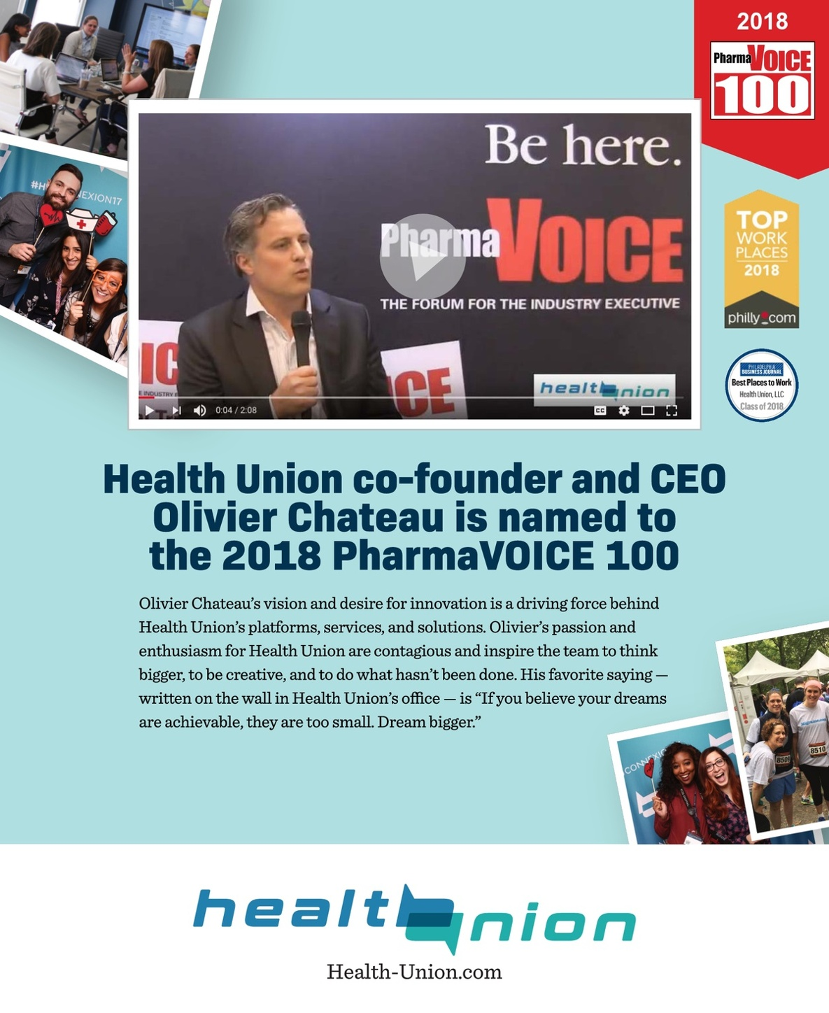 PharmaVOICE com Digital Edition