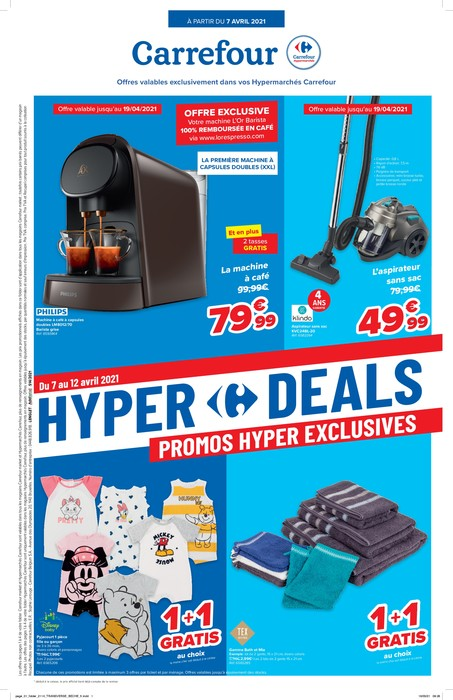 Hyper Deals : promos Hyper exclusives