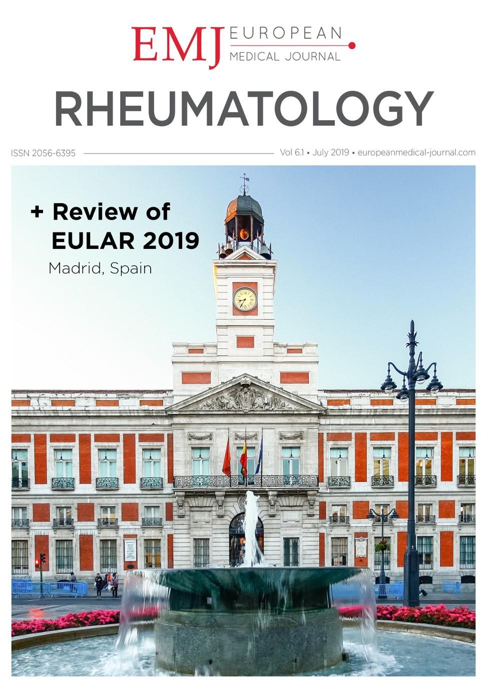 EMJ Rheumatology 6 1 2019