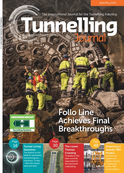 Magazine Archive - The Tunnelling Journal