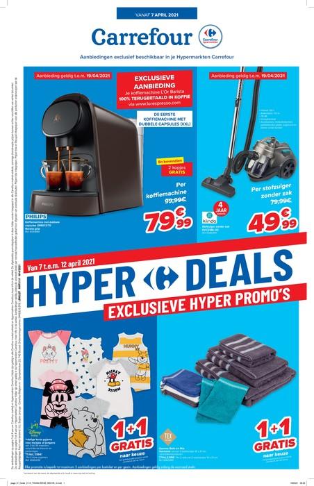 Hyper Deals : exclusieve Hyper promo's