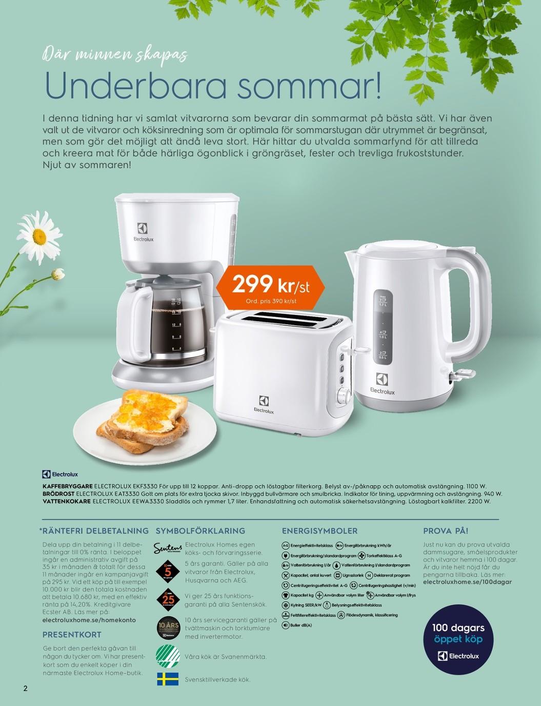 e327d2060178 Aktuella erbjudanden på vitvaror, kök och hushållsprodukter