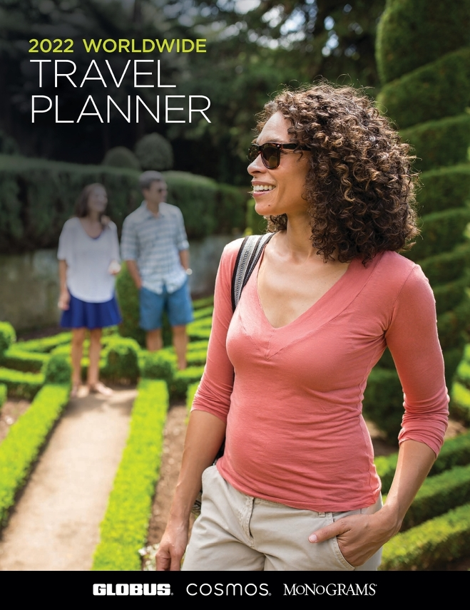 Travel planner 2022