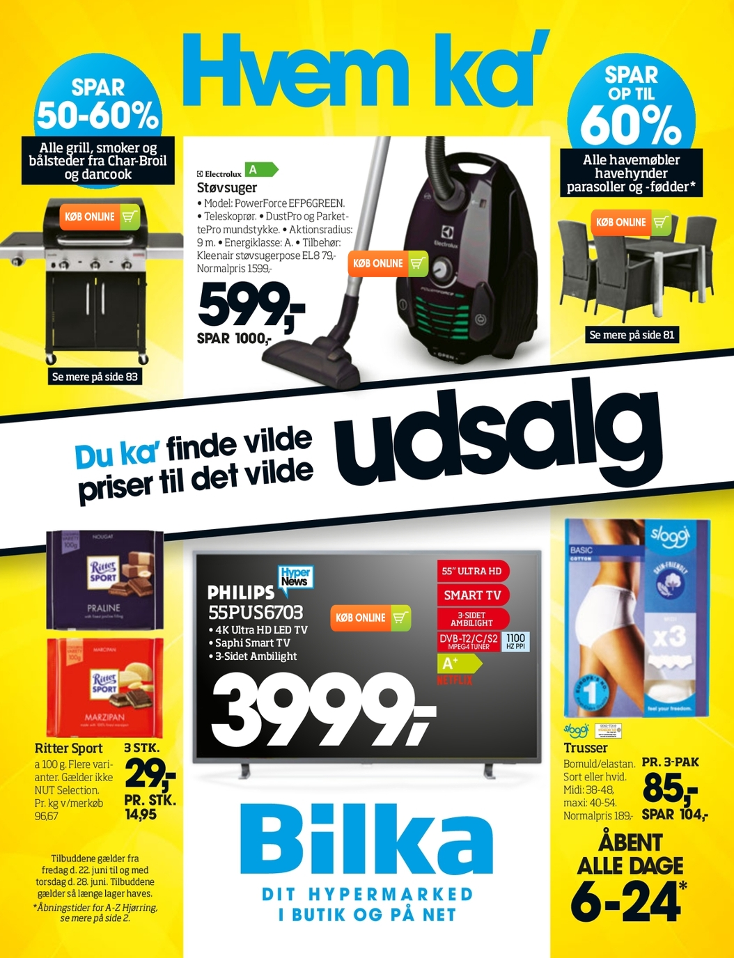 Bålfad Bilka bilka avis uge 26 2018