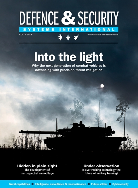 Defence & Security Systems International Vol. 1 2019