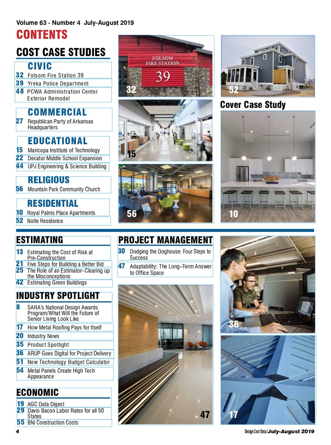 DCD Current Issue
