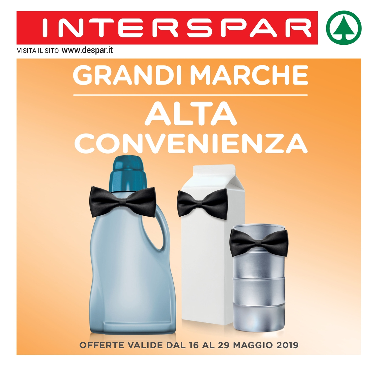 watch eac7b be0d8 Grandi Marche Alta Convenienza Dal 16 al 29 maggio 2019