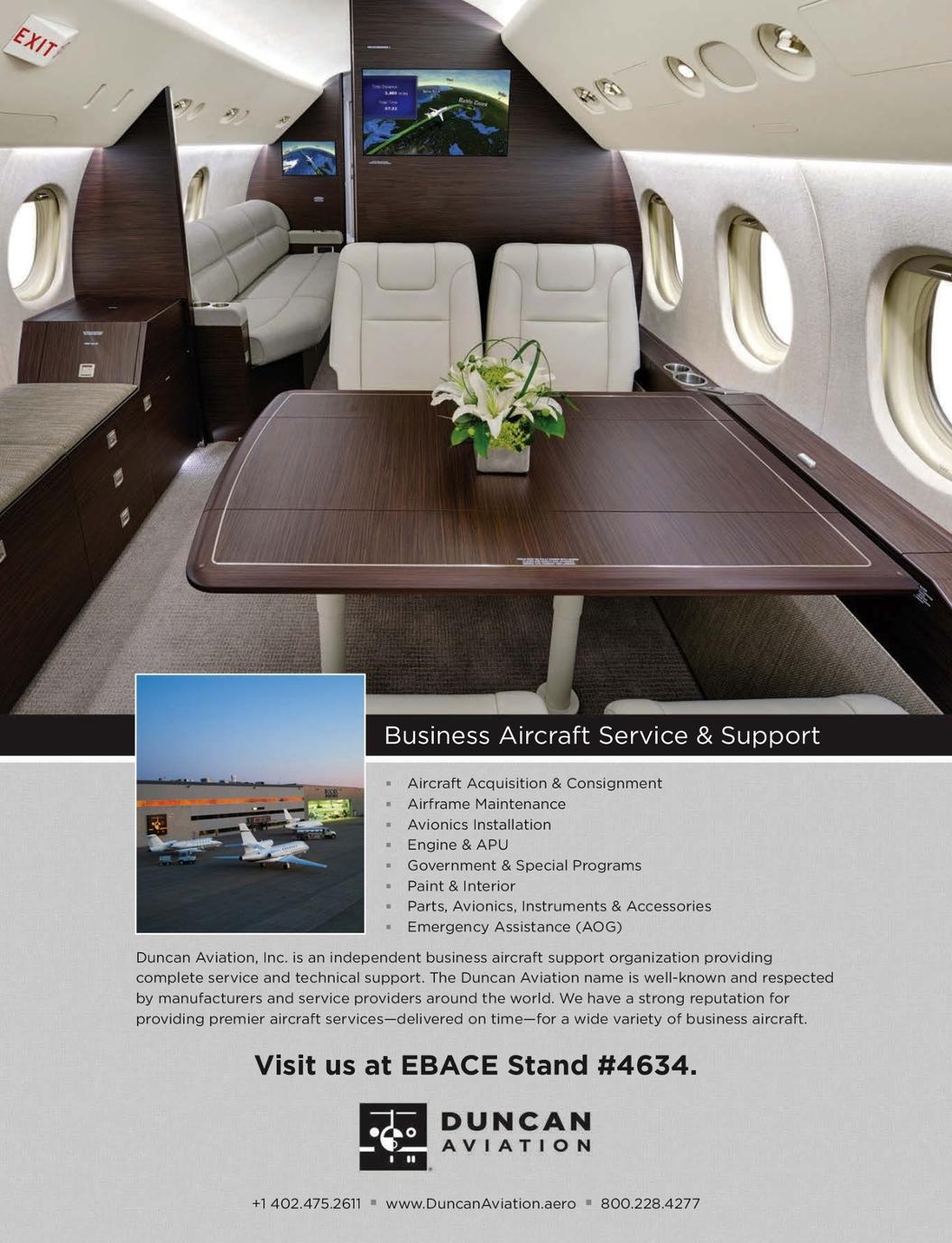 April 2014 Business Jet Interiors International - UKi