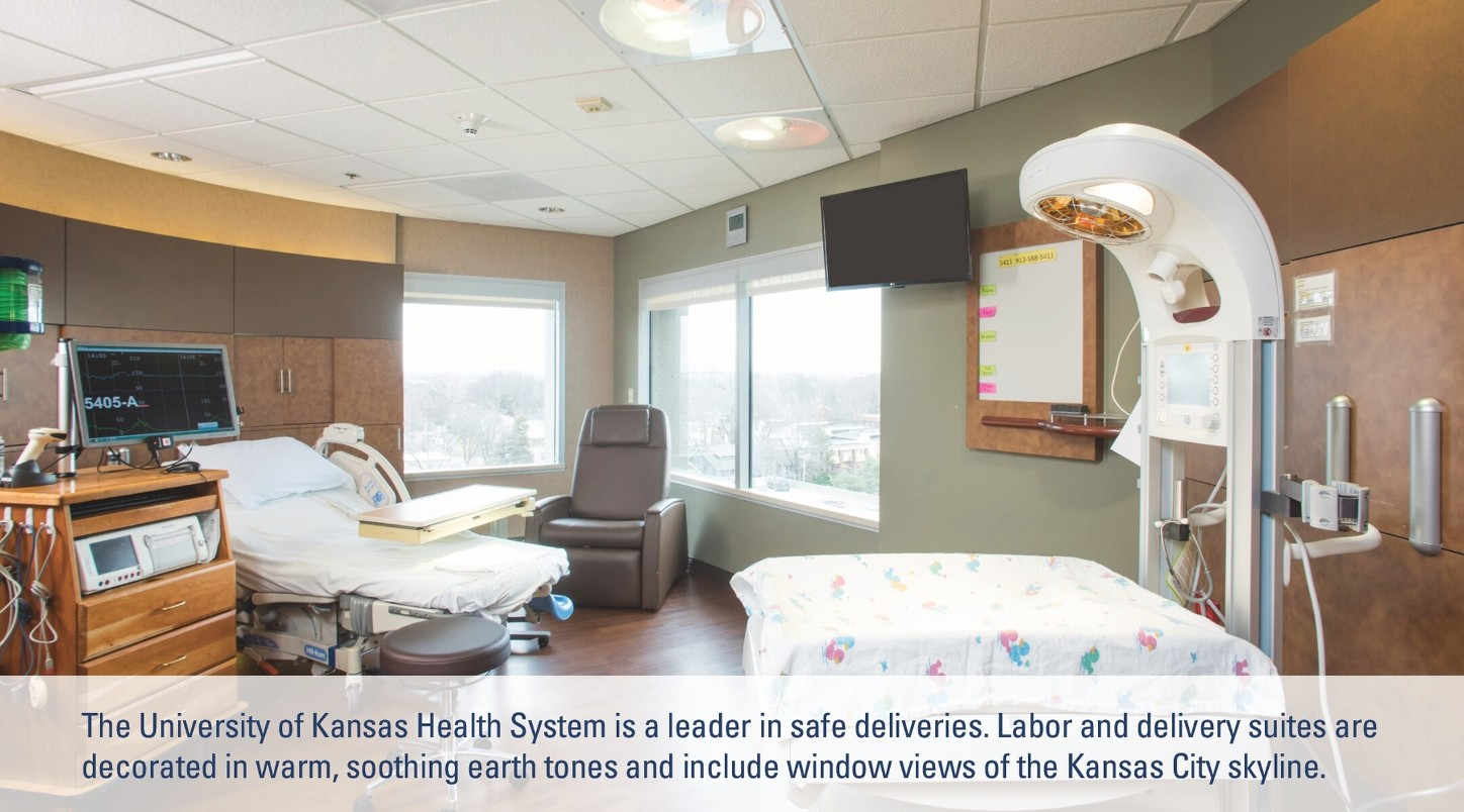 Labor & Delivery | The University Of Kansas Health System