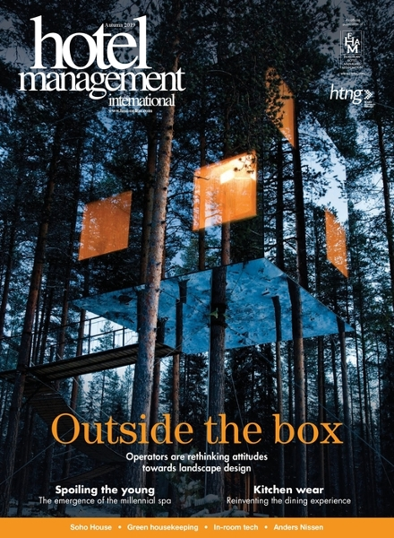 Hotel Management International Autumn 2019