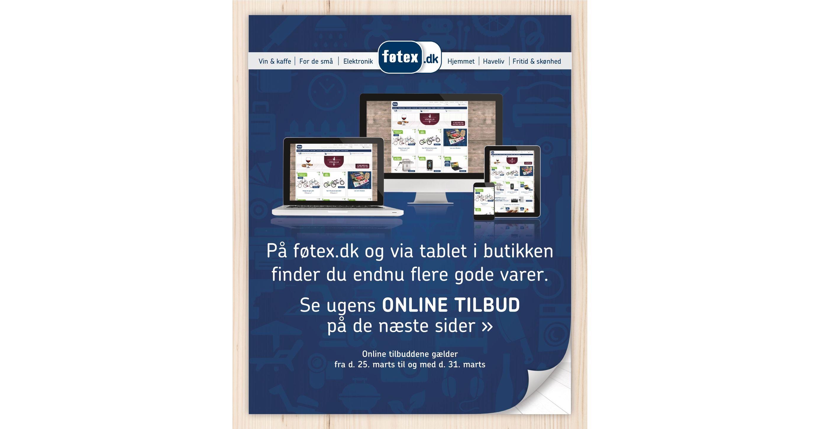 føtex online avis
