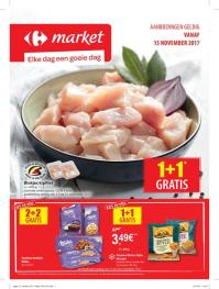 Carrefour folder: Elke dag een goeie dag : aanbiedingen geldig vanaf 15 november