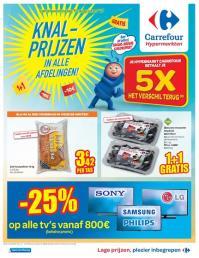 Carrefour folder: Knalprijzen in alle afdelingen!