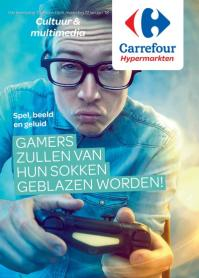 Carrefour folder: Cultuur & multimedia : aanbiedingen geldig vanaf 10 januari