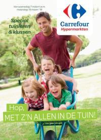 Carrefour folder: Special tuinieren & klussen : aanbiedingen geldig vanaf 7 maart