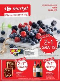 Carrefour folder: Elke dag een goeie dag : aanbiedingen geldig vanaf 26 juli