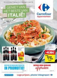 Carrefour folder: Geniet van het beste van Italië : aanbiedingen geldig vanaf 21 februari