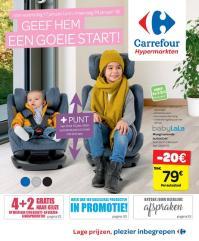Carrefour folder: Geef hem een goeise start : aanbiedingen geldig vanaf 17 januari