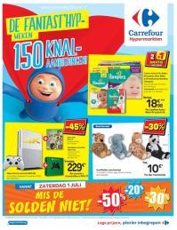 Carrefour folder: De Fantast'hyp -weken