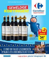 Carrefour folder: Geweldige kortingen : aanbiedingen geldig vanaf 13 december