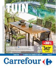 Carrefour folder: Tuin special : aanbiedingen geldig vanaf 30 maart