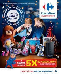 Carrefour folder: Al je speelgoed en games voor de laagste prijs