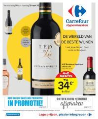 Carrefour folder: De wereld van de beste wijnen : aanbiedingen geldig vanaf 14 maart