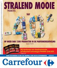 Carrefour folder: Stralend mooie promoties :  aanbiedingen geldig vanaf 23 mei