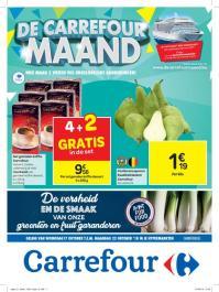 Carrefour folder: De Carrefour maand : nog maar 2 weken vol ongelooflijke aanbiedingen!