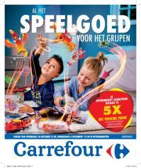 Carrefour folder: Al het speelgoed voor het grijpen : aanbiedingen geldig vanaf 24 oktober