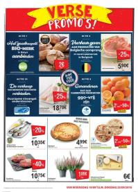Carrefour folder: Verse promo's : aanbiedingen geldig vanaf 19 septembre