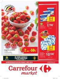 Carrefour folder: Carrefour market : aanbiedingen geldig vanaf 09 mei