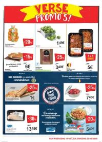 Carrefour folder: Verse promo's : aanbiedingen geldig vanaf 17 oktober
