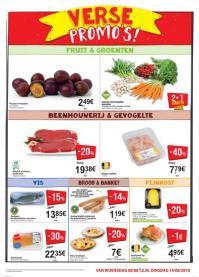 Carrefour folder: Verse promo's : aanbiedingen geldig vanaf 08 augustus
