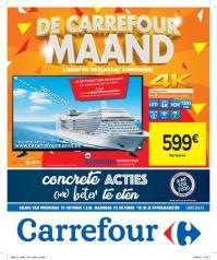 Carrefour folder: De Carrefour maand : 3 weken vol ongelooflijke aanbiedingen!