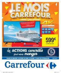 Carrefour folder: Le mois Carrefour : 3 semaines d'offres incroyables !