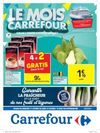 Carrefour folder: Le mois Carrefour : plus que 2 semaines d'offres incroyables !
